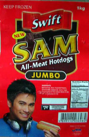 Sam. Milby. Hotdog.