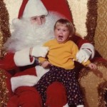 Talking to (a very cranky) Santa