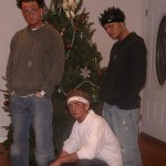 On the first day of Christmas, these douchebags went to me…