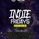 RomCom will be playing at Indie Fridays in Il Ponticello!