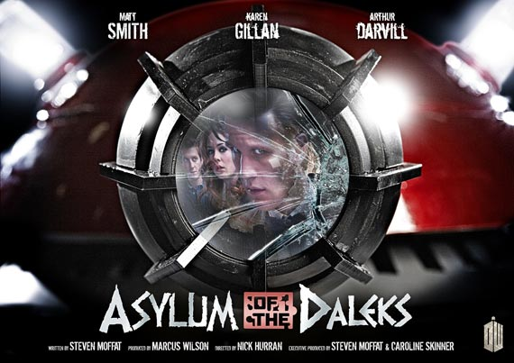 Doctor Who: Asylum of the Daleks Review