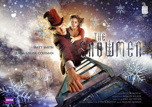 """Doctor Who: The Snowmen"" Review"