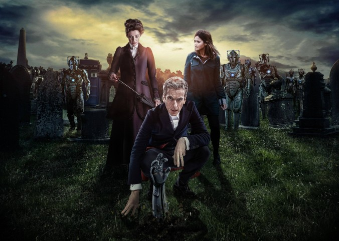 Doctor Who Death In Heaven
