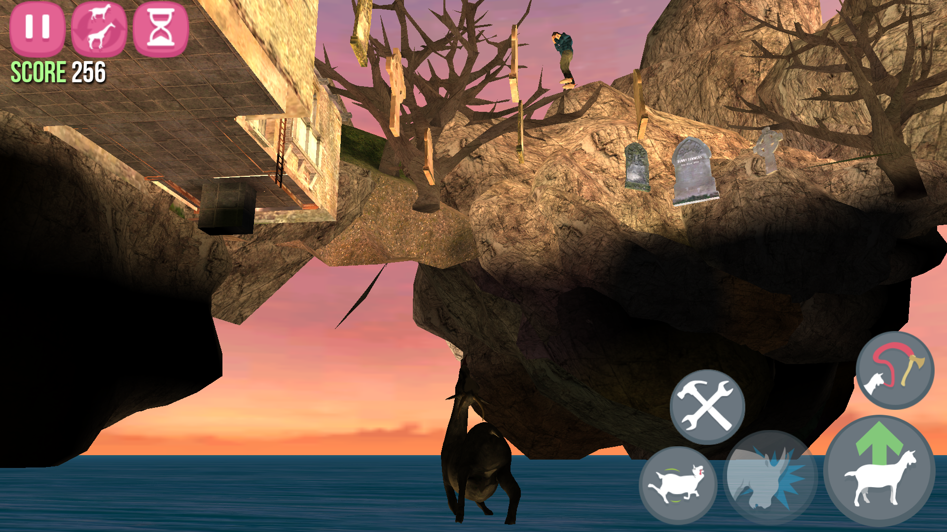 Goat Simulator GoatZ Android Review