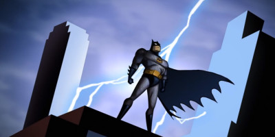 Batman: The Animated Series Title Sequence Storyboard