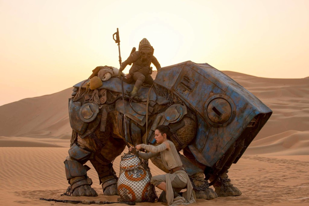 Star Wars The Force Awakens Review