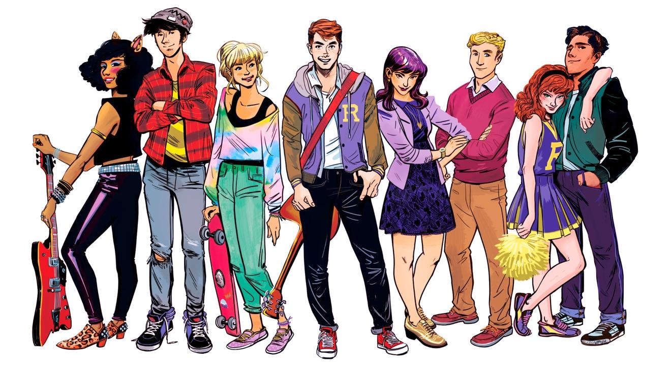 Riverdale-on-CW