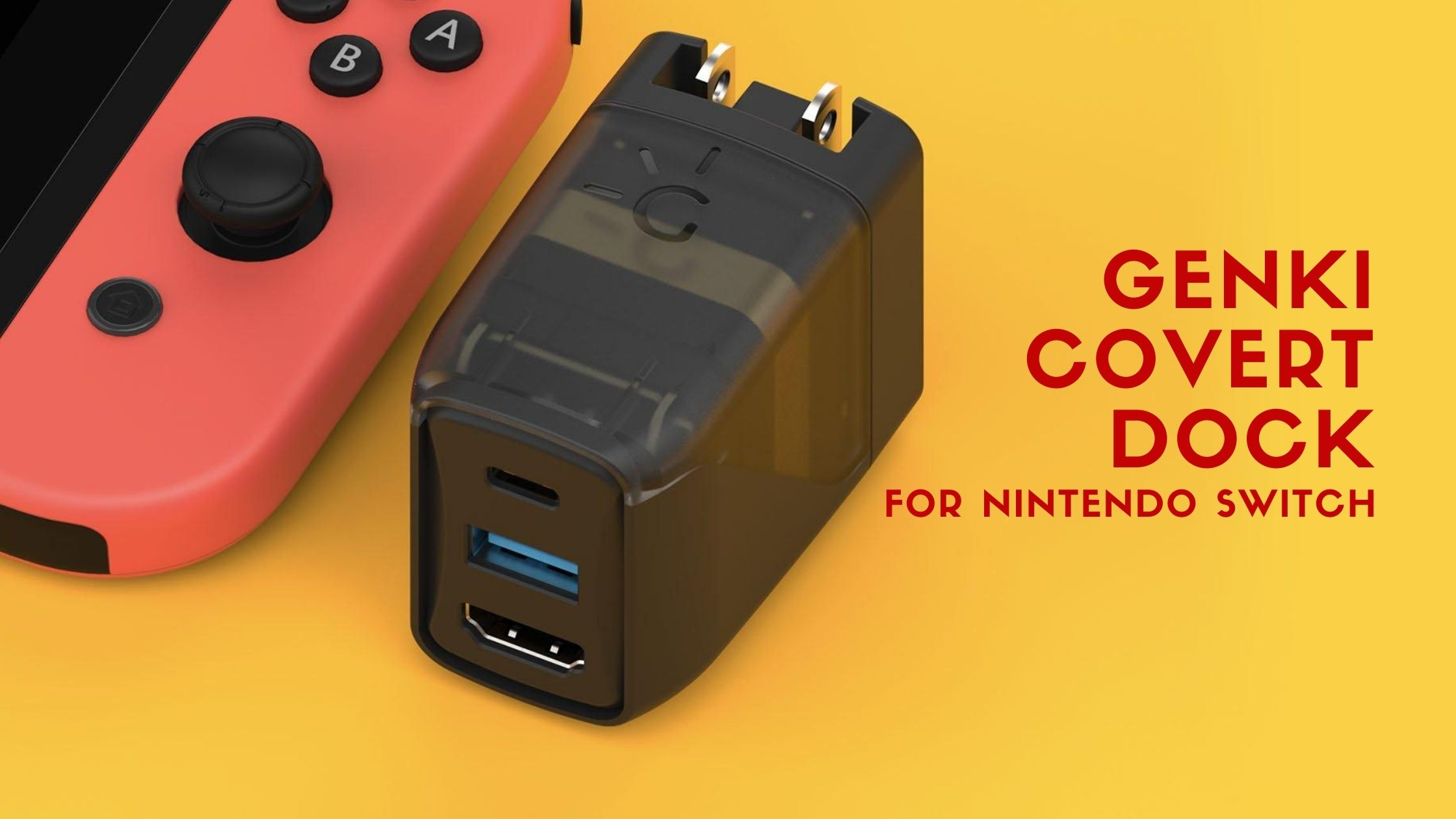 Genki Covert Dock for Nintendo Switch Review